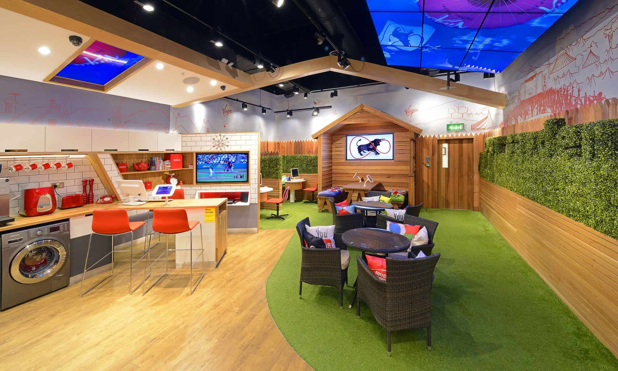 Virgin Media Store Birmingham