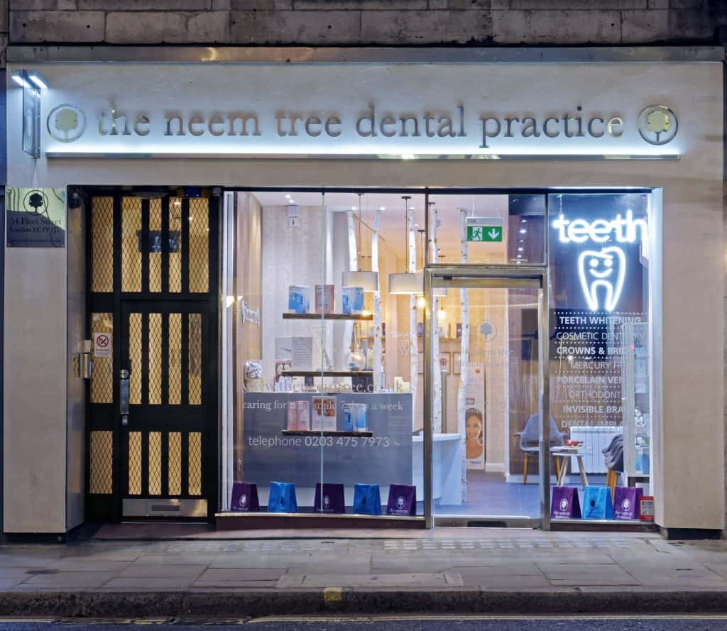 Neem Tree dental practice, London